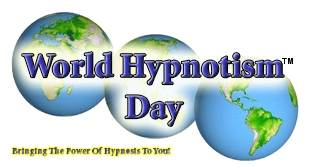 World Hypnotism Day Logo